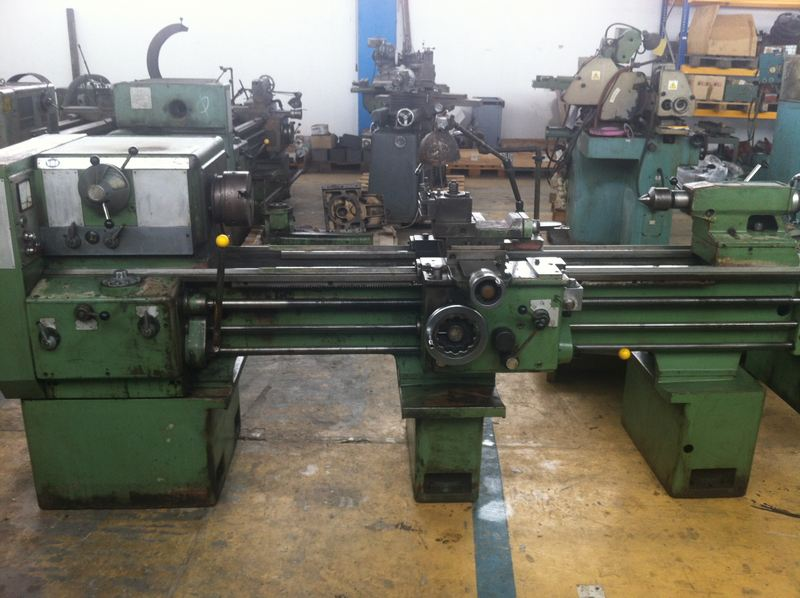 Vdf Machining Pictures : Lathe boehringer vdf d tp machines new and used