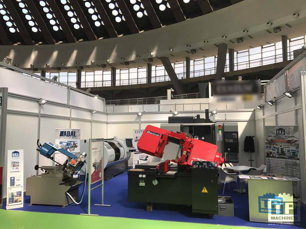 TP Machines at Tehnika expo in Belgrade (2017.) - TP Machines - new and used machinetools